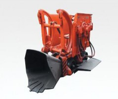 Pneumatic rock loaderzq-26